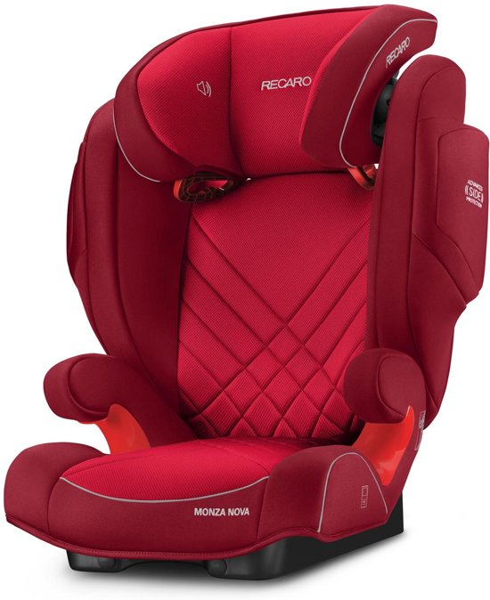 Recaro - Monza Nova 2 - indy red