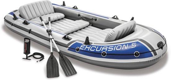 Opblaasboot Intex Excursion 5