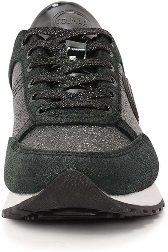 BlackZwart Maat39 Sneaker Punk Colmar 137Damesschoen Travis TXiuOkZP