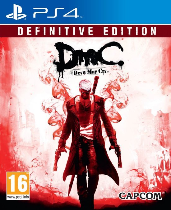 DMC Devil May Cry (Definitive Edition) kopen