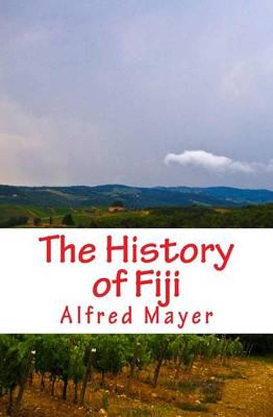 The History of Fiji