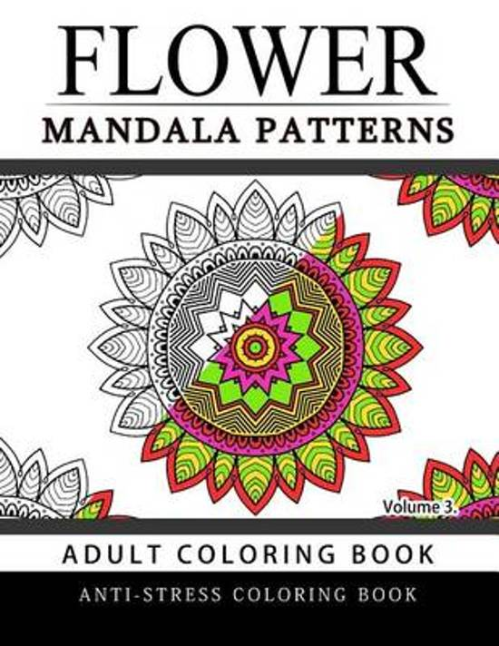 Flower Mandala Patterns Volume 3