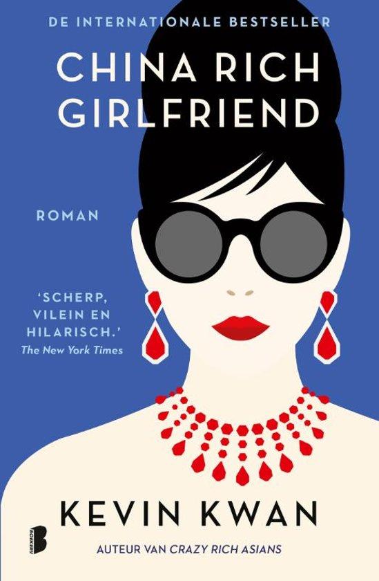 Crazy Rich Asians 2 - China Rich Girlfriend