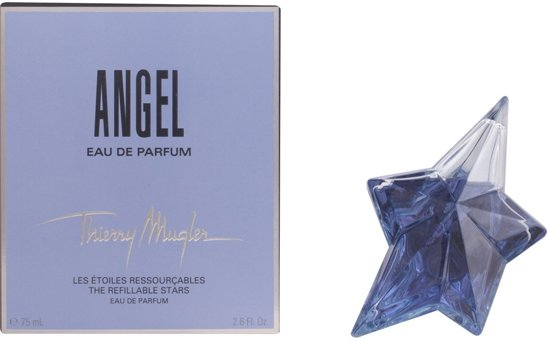 MULTI BUNDEL 2 stuks ANGEL GRAVITY STAR eau de parfum spray 75 ml