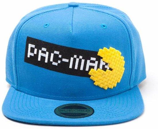 Pac-Man - Pixel Logo Snapback