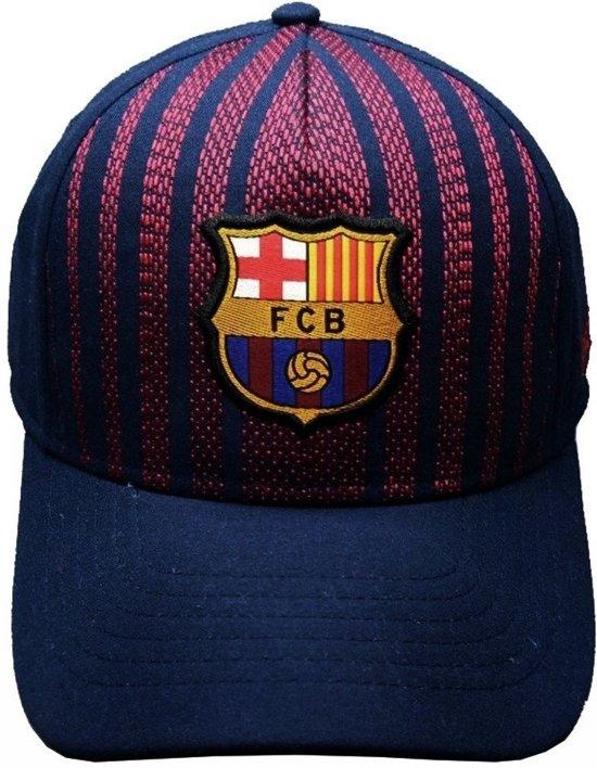 FC Barcelona - Cap - Barca - Volwassenen - Navy Rood f253bc98ee5