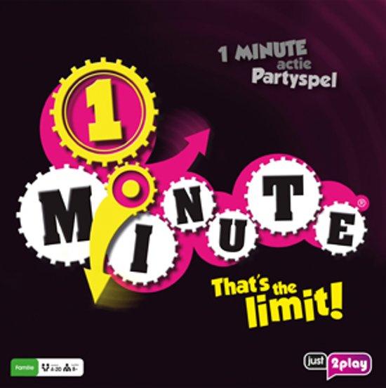 Thumbnail van een extra afbeelding van het spel 1 Minute - Bordspel