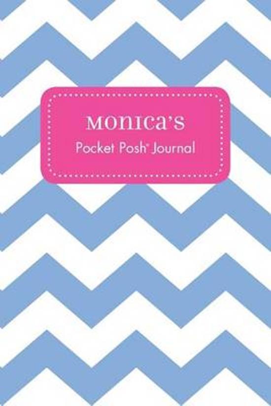 Monica's Pocket Posh Journal, Chevron