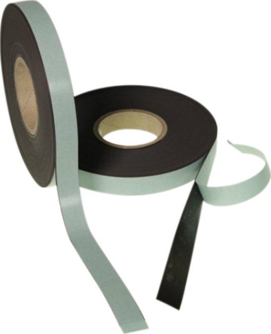Kadeem Zelfklevend Magneetband 19mm op rol van 5 meter