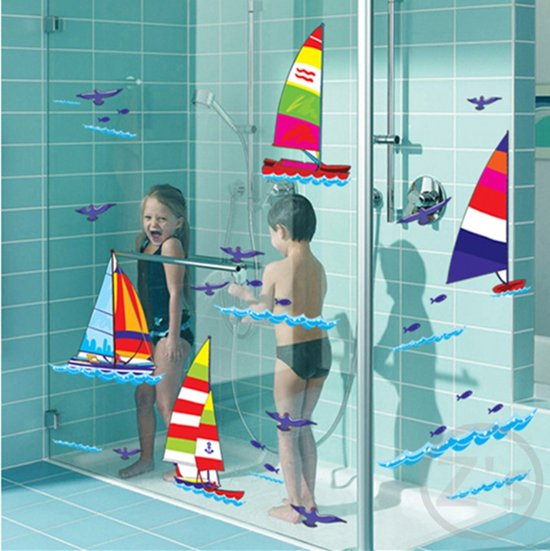 bol.com | Multiunctionele Waterproof Muursticker - Raamsticker ...
