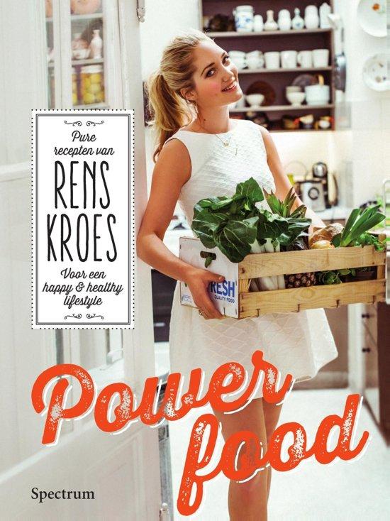 Boek cover Powerfood van Rens Kroes (Onbekend)