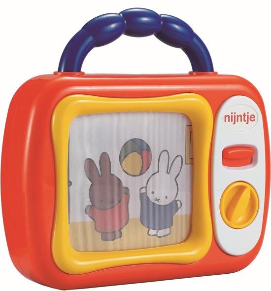 Afbeelding van Rubo Toys KV Nijntje Mijn Eerste TV speelgoed