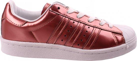adidas superstar met roze
