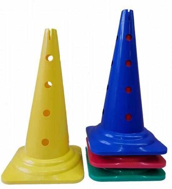 Verbazingwekkend bol.com | 4 Markeringspionnen | Cones | Pion | Pilon KJ-31