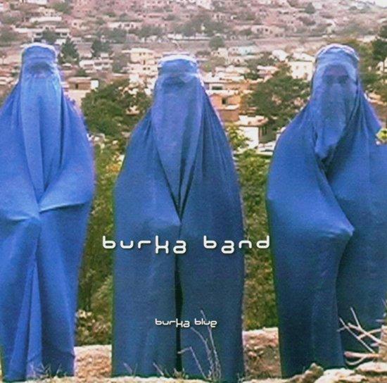Burka Blue