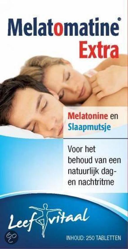 Melatonine werkt dating