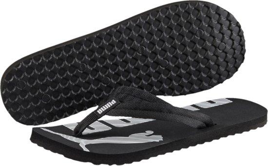 Slippers Epic Maat Puma V2 Black 38 Flip Unisex White Ovqxa1