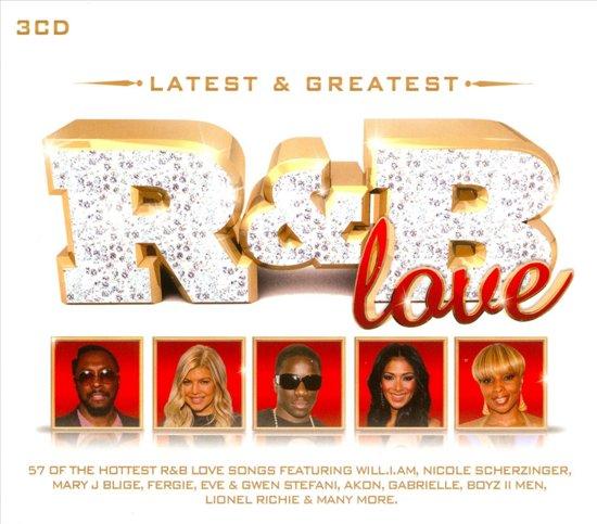 Latest & Greatest: R&B Love