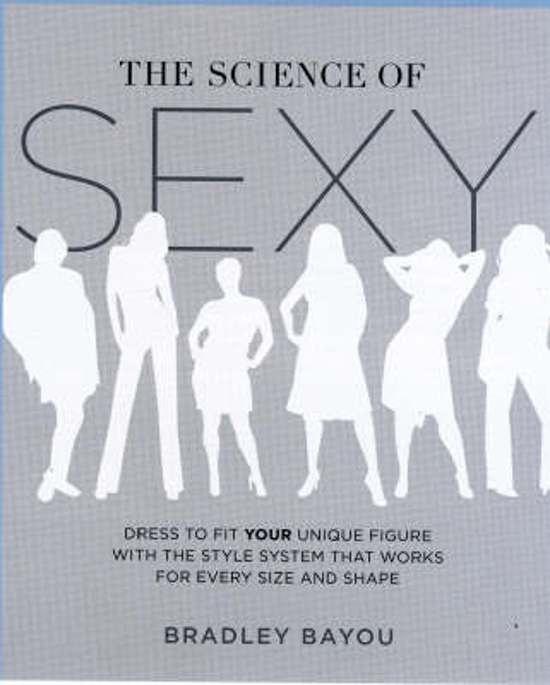 Science of sexy by bradley