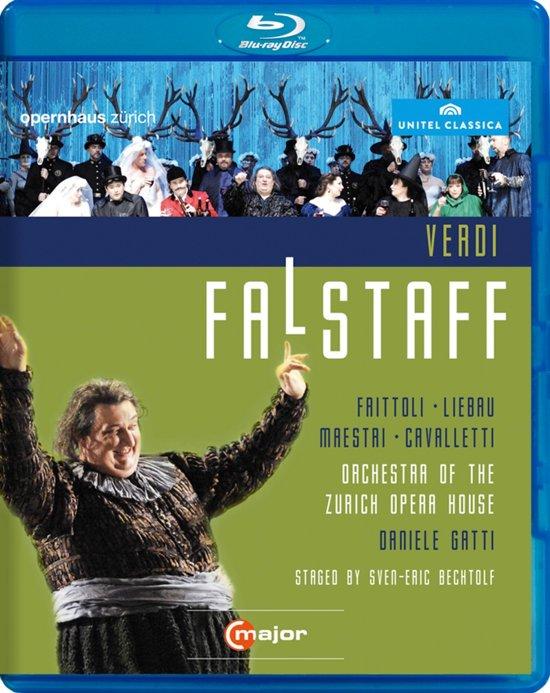 Falstaff, Zurich Opera House 2011,
