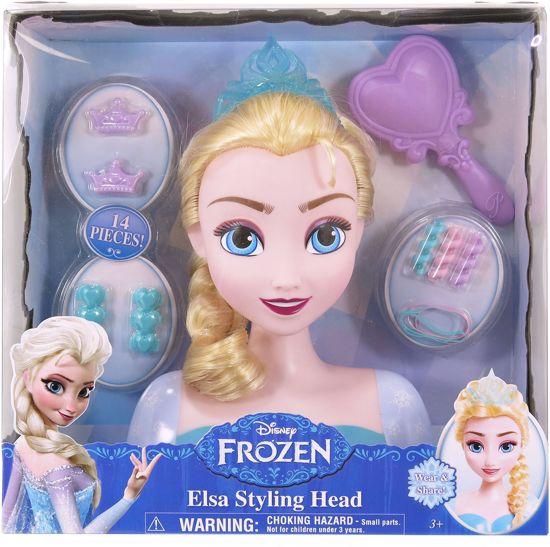 Disney Frozen - Elsa - Kaphoofd