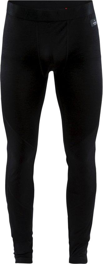 Craft Merino Lightweight Pants Thermobroek Heren - Black