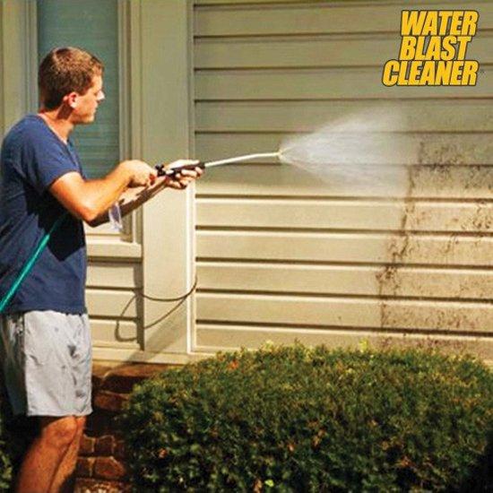 Water Blast Cleaner High Pressure Water Pistol