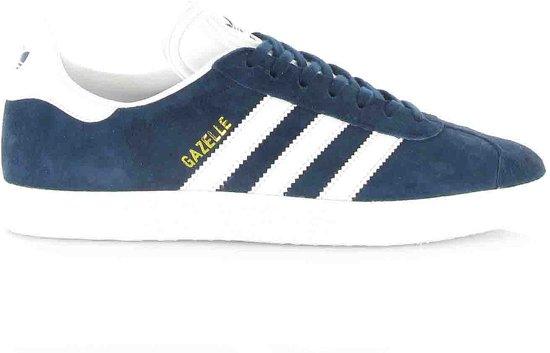 adidas gazelle blauw rood