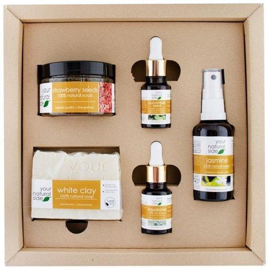 Your Natural Side Nourishing & Moisturizing set