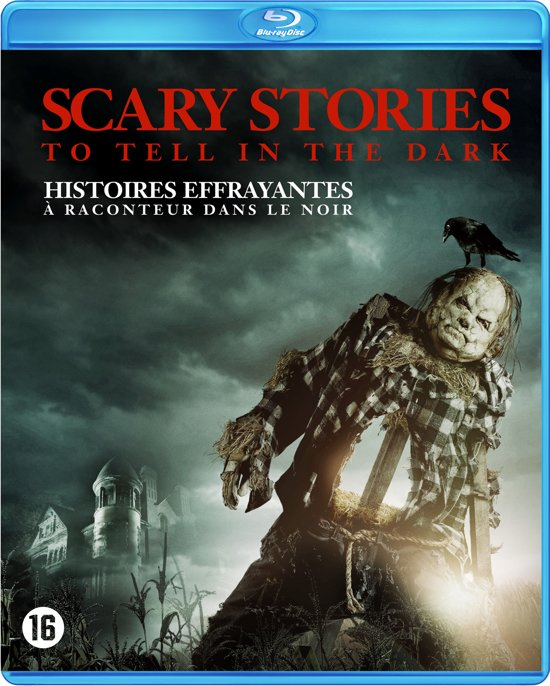 Afbeelding van Scary Stories To Tell In The Dark (Blu-Ray)
