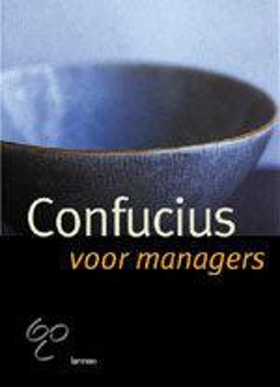 Citaten Voor Managers : Bol.com confucius voor managers gaby vanden berghe