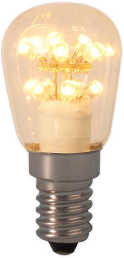 Calex Pearl LED Schakelbordlamp 0,9W E14, 2100K