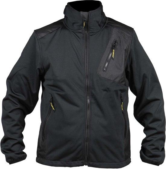 Storvik Zeus - Softshell jas - Heren - Maat XL - Zwart