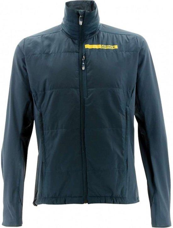oben Adidas Outdoor Jack Terrex Skyclimb Heren Donkerblauw Mt S  Schlussverkauf