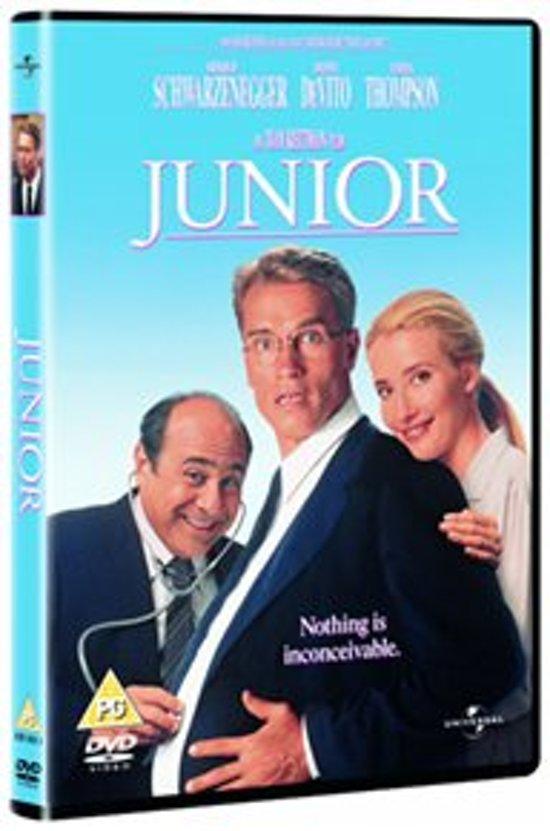 DVD cover van Junior (D)