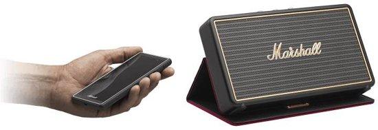 Marshall Stockwell Portable Speaker & Cover