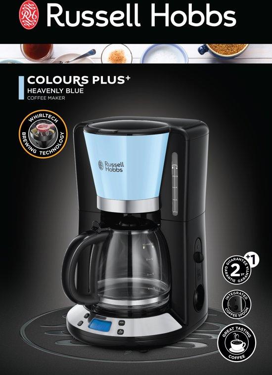 Russell Hobbs 24034 Colours Plus+ Filter Koffiezetapparaat