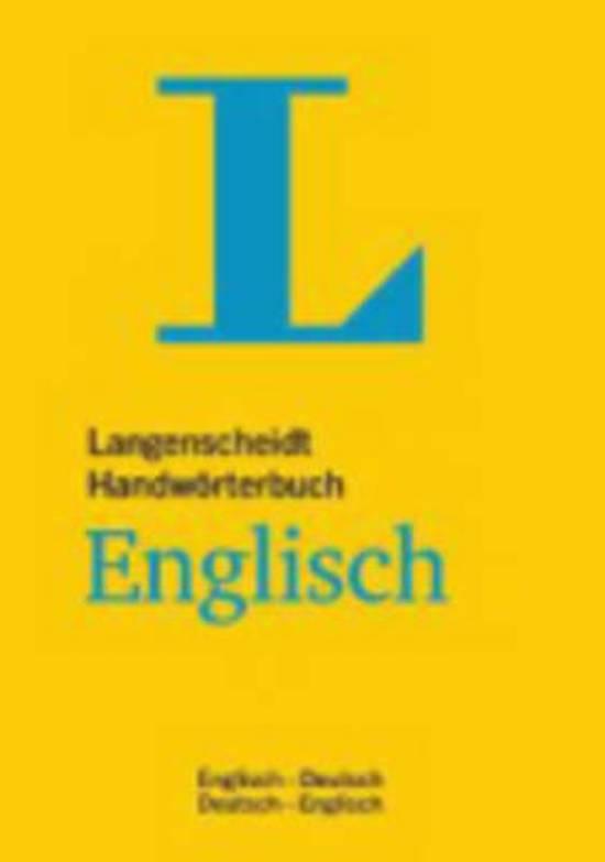 bol.com | Langenscheidt Bilingual Dictionaries