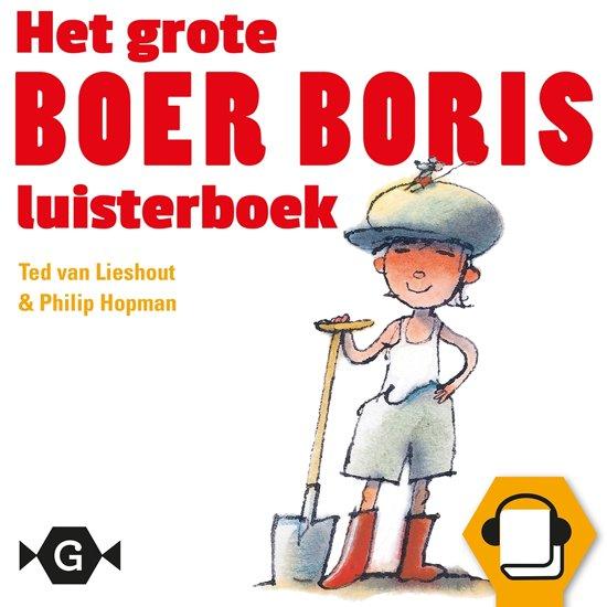 Afbeelding van Het grote Boer Boris luisterboek