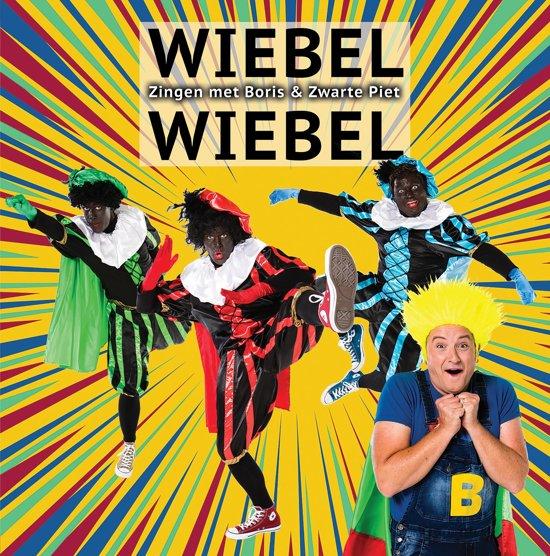 Wiebel Wiebel zingen met Boris & Zwarte Piet