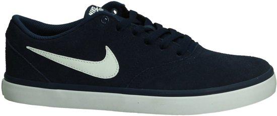 wholesale dealer eac42 91804 Nike - Sb Check Solar - Sneaker laag sportief - Heren - Maat 43 - Blauw