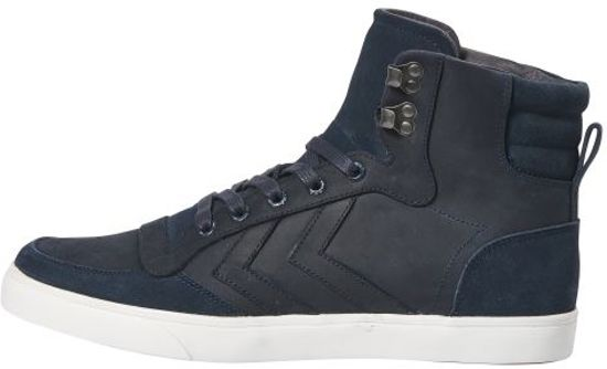 new product 574c5 f62ed hummel Sneakers - STADIL WINTER 065057 - Unisex - Maat 46 - TOTAL ECLIPSE