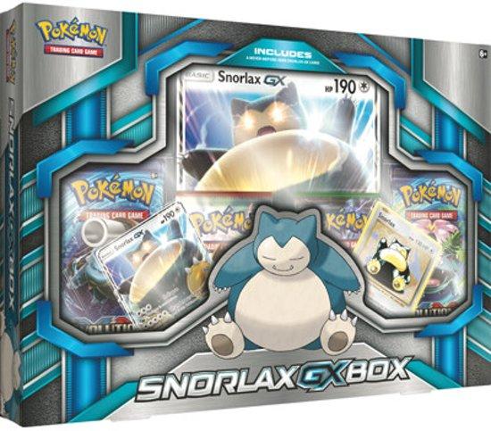 Afbeelding van het spel Pokemon Kaarten Trading Card Game Snorlax GX Box C12