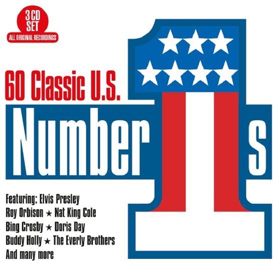 CD cover van 60 Classic U.S. Number..