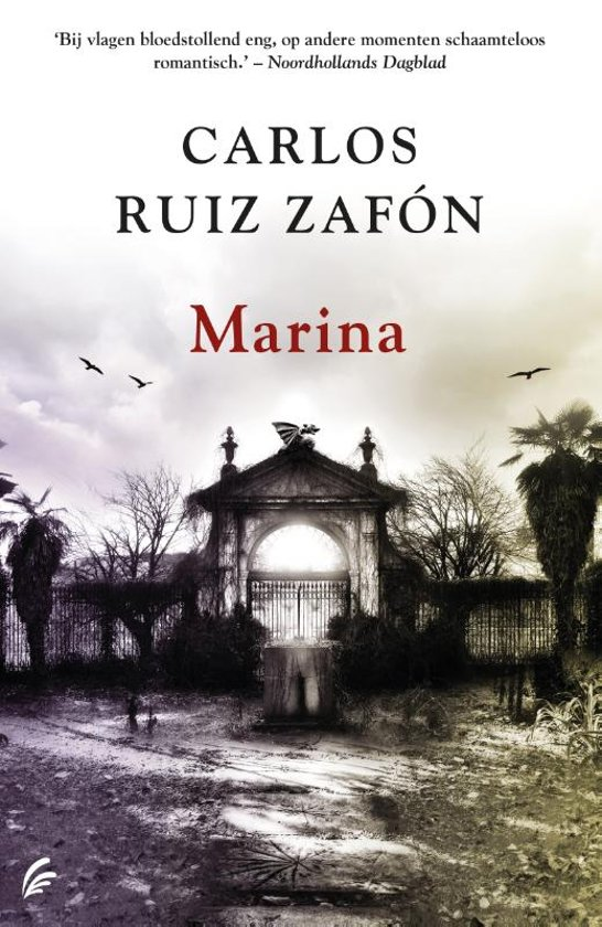 bol.com | Marina, Carlos Ruiz Zafon | 9789056725976 | Boeken