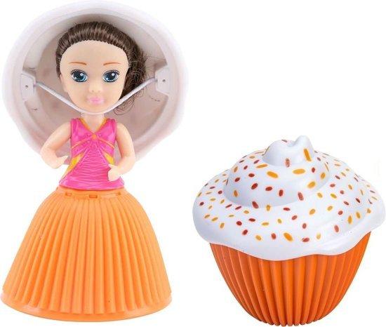Bolcom Cupcake Surprise Mini Wit 2 Stuks Cupcake Surprise