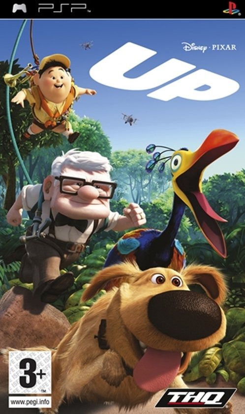 Up: The Videogame