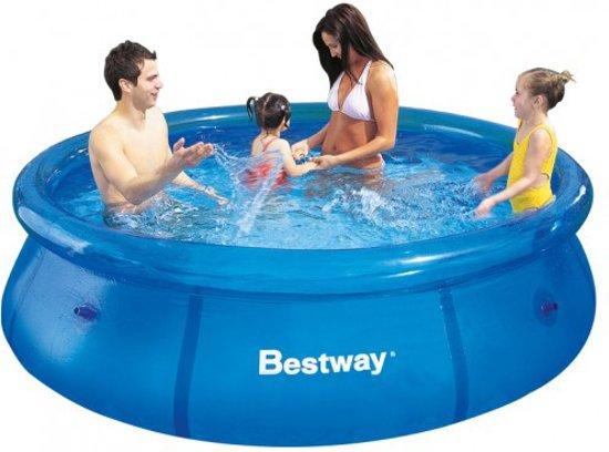 Bestway Fast Set Opblaasbaar Zwembad - 244 cm
