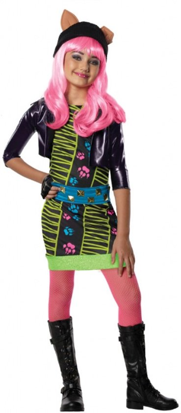 Howleen Wolf Monster High� pak voor meisjes - Verkleedkleding - 110/116