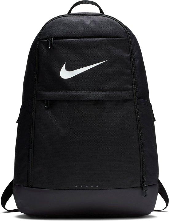 Nike Brasilia Xl Backpack Rugzak Unisex - Zwart